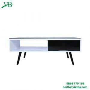 Bàn kính sofa hộp VB-6605