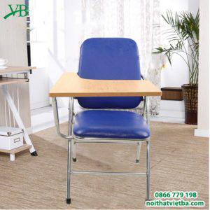 Ghế gấp liền bàn chân inox giá rẻ VB-3209