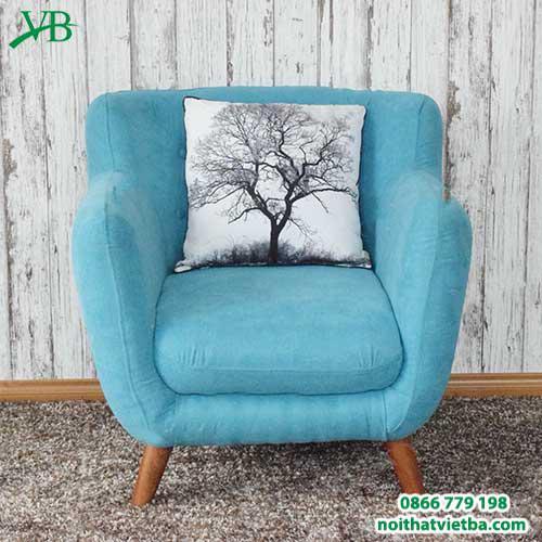 Ghế sofa nỉ đơn VB-6005