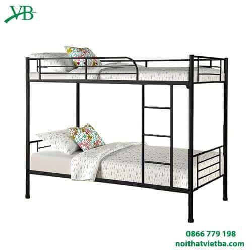 Giường sắt 2 tầng homestay và sinh viên VB-4306