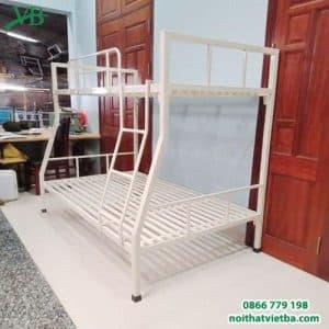 Giường tầng sắt sơn tĩnh điện giá rẻ VB-4308