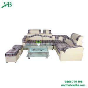 Sofa da giá rẻ tại Hà Nội VB-6008