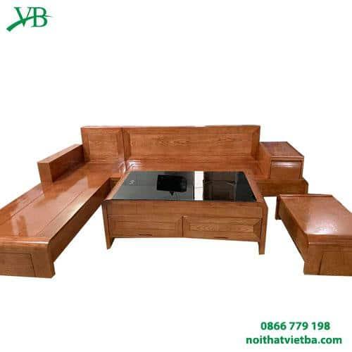 Sofa gỗ hiện đại sang trọng VB-6301