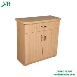 Tủ giày 2 cánh gỗ công nghiệp VB-4204