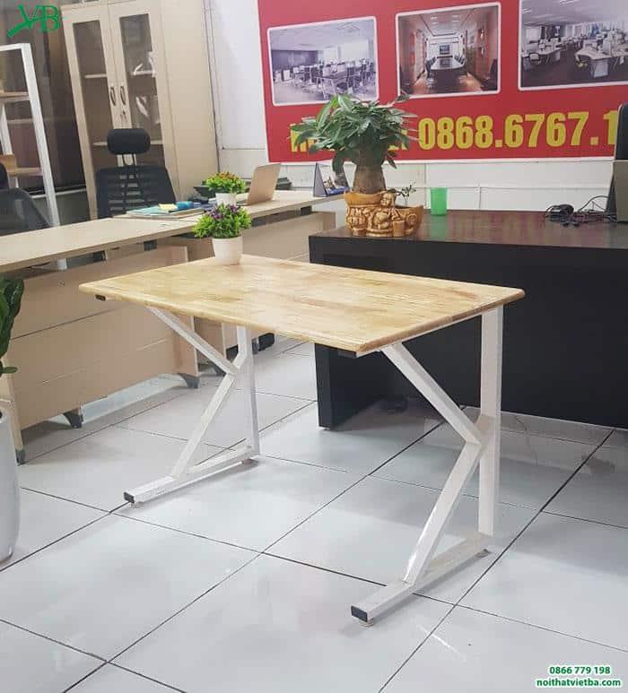 Mua bàn văn phòng ở đâu chất lượng, đẹp và giá rẻ nhất?