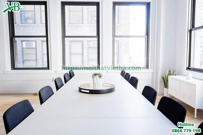 Cách chọn bàn họp văn phòng hợp phong thủy