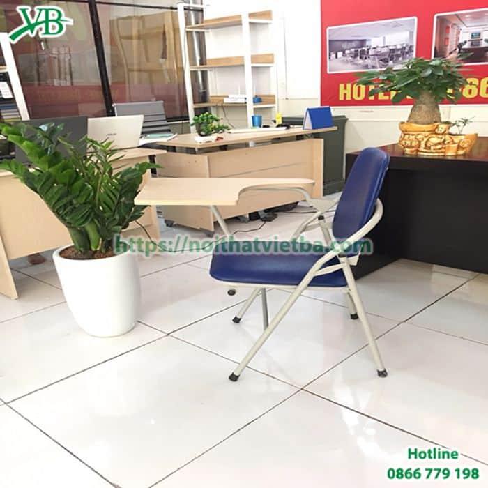 Ghế vẫn đảm bảo sự tiện nghi, bền đẹp và tiết kiệm diện tích