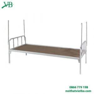 Giường sắt đơn 1M9 giá rẻ VB-4310
