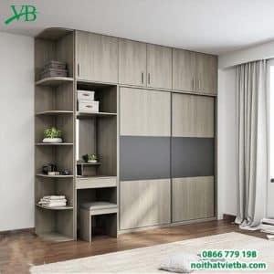 Tủ quần áo giá rẻ hà nội VB-4120