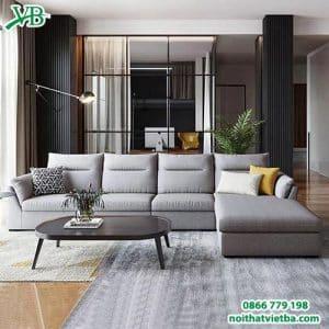Bộ sofa phòng khách đẹp VB-6056