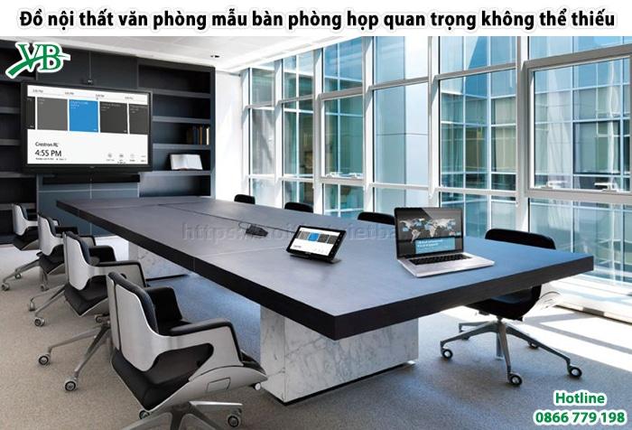 Do Noi That Van Phong Mau Ban Phong Hop Quan Trong Khong The Thieu 1