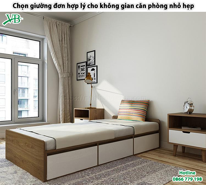 Chon Giuong Don Hop Ly Cho Khong Gian Can Phong Nho Hep 1